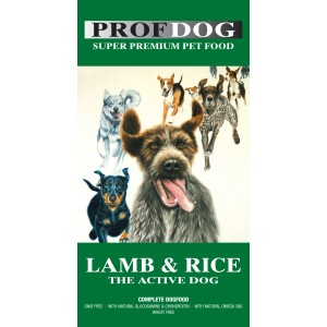 PROF.DOG LAM & RIS