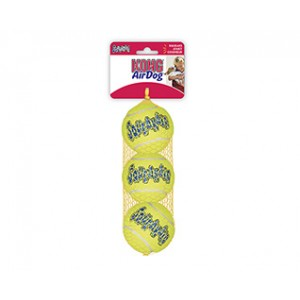 Kong Air Squeaker Tennisbold
